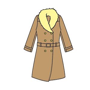 コートの着こなし術