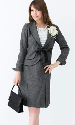 卒業式・入学式兼用スーツ