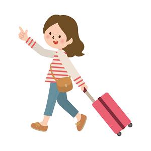 二泊三日の旅行着回し!40代女性が簡単にコーデできるアイテム
